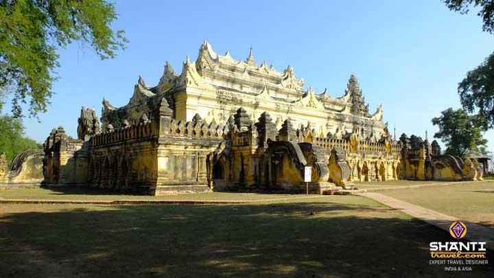 Birmanie Royaume Mandalay