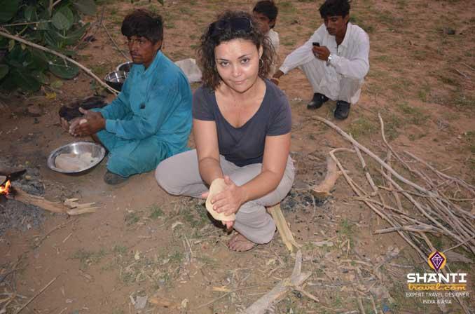Chapati Inde