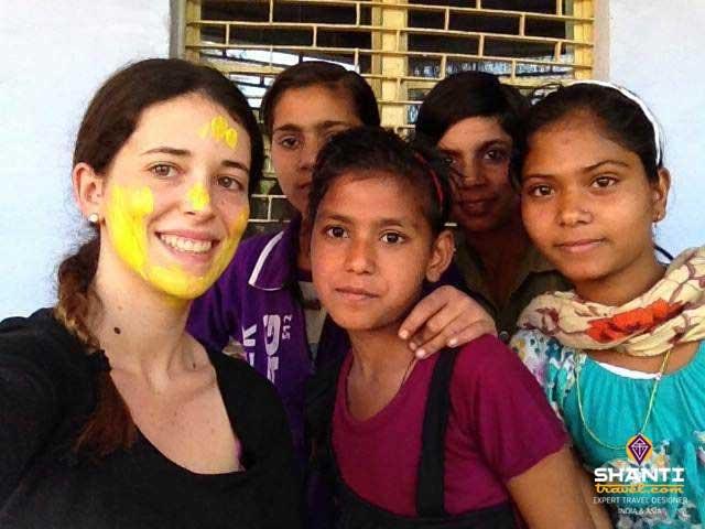 Clémentine experte voyage Inde