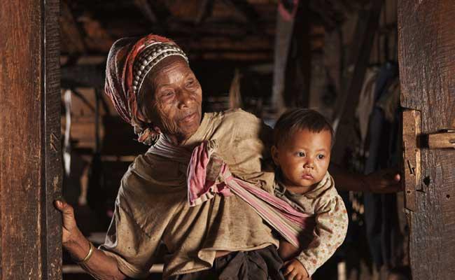 femme ethnies laos