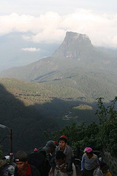 Sri Lanka Adams Peak