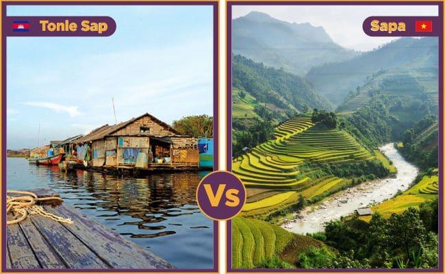 Tonle vs Sapa