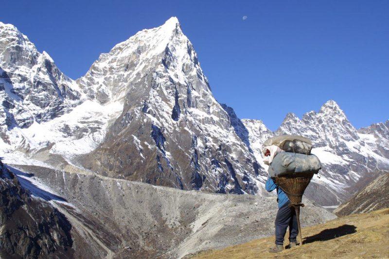 sherpa népal