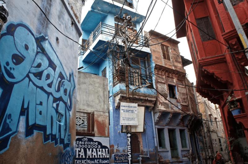 Jodhpur City Street