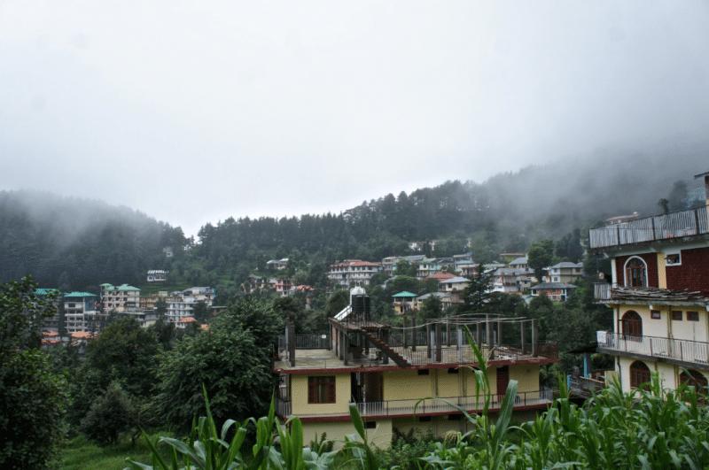 Dharamkot Clouds