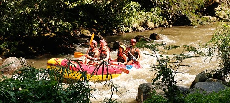voyager en famille indonesie