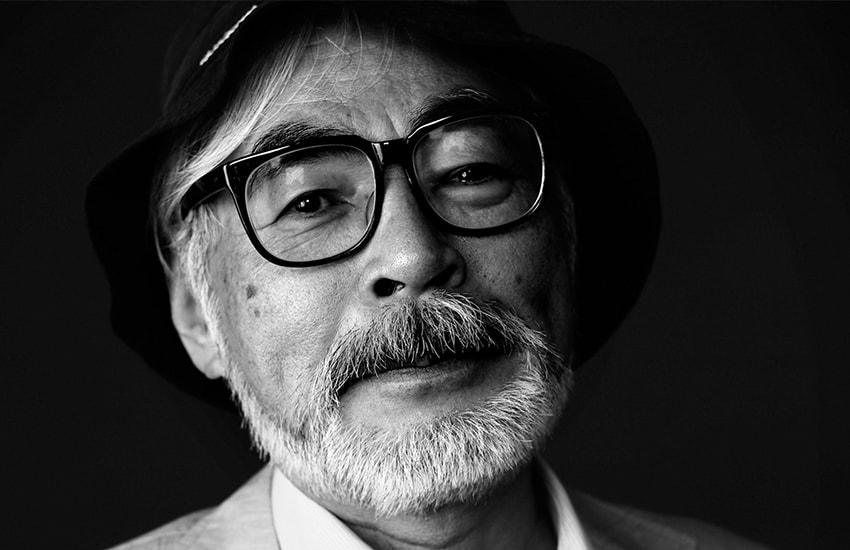 Image Dans les pas d'Hayao Miyazaki