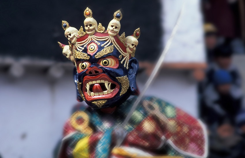 Winter festivals in Ladakh