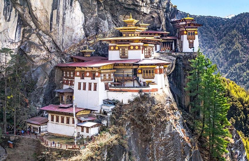 Voyage à pied : La terre sacrée du Bhoutan