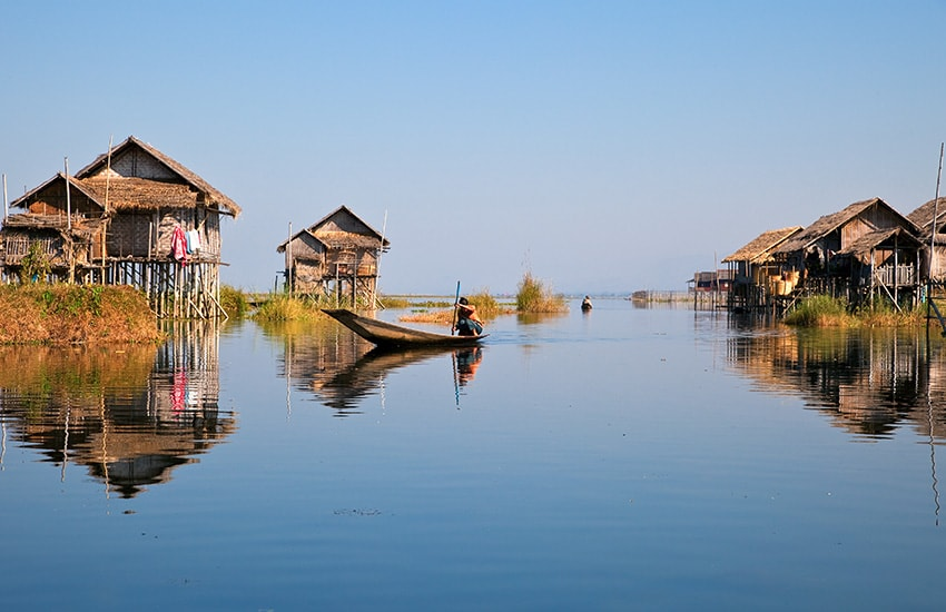 Image La Birmanie en liberté