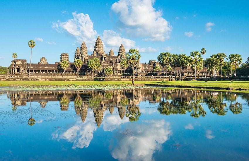 Voyage à pied : Le Cambodge en Liberté