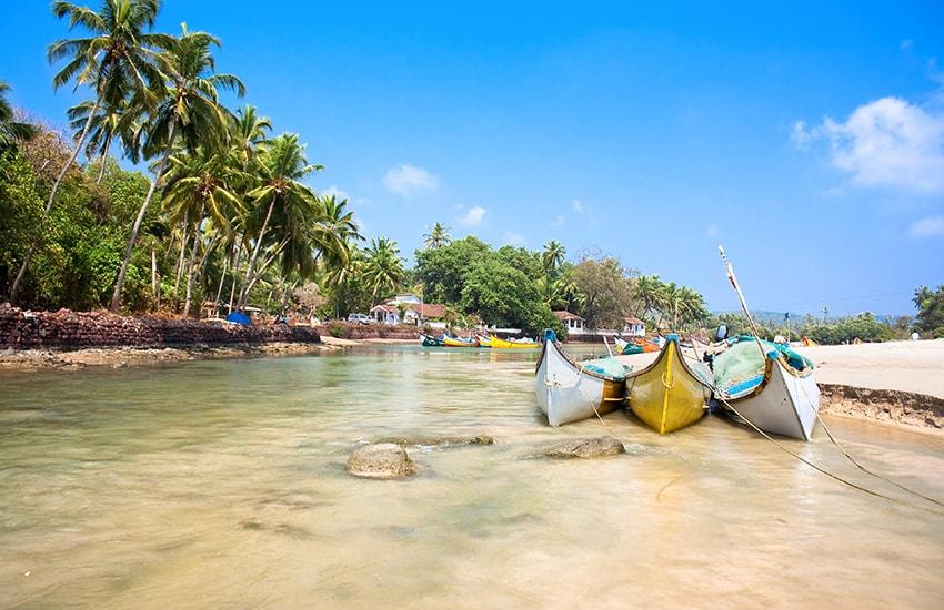 Voyage à pied : Un Autre Goa