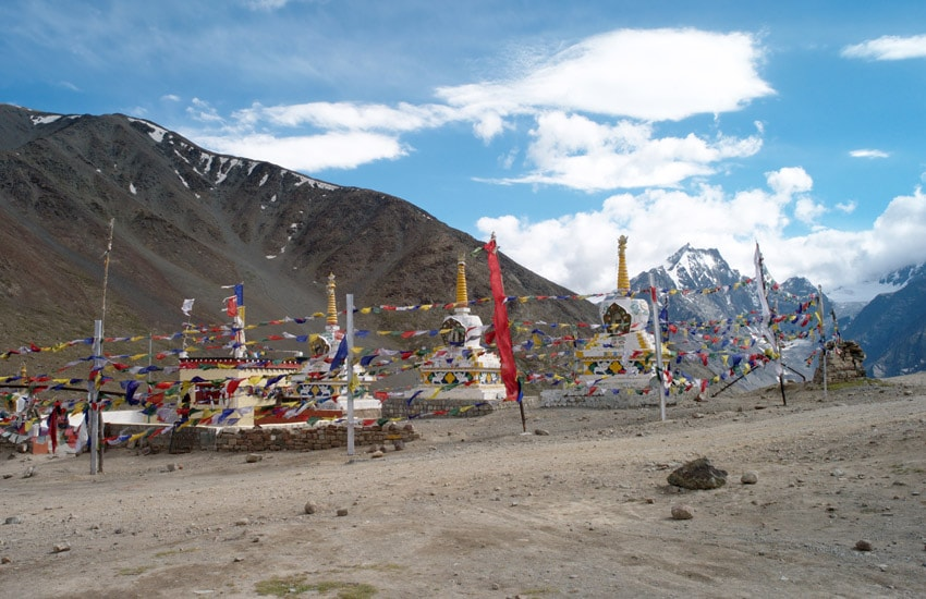 From Rupshu to Spiti across Parang-La