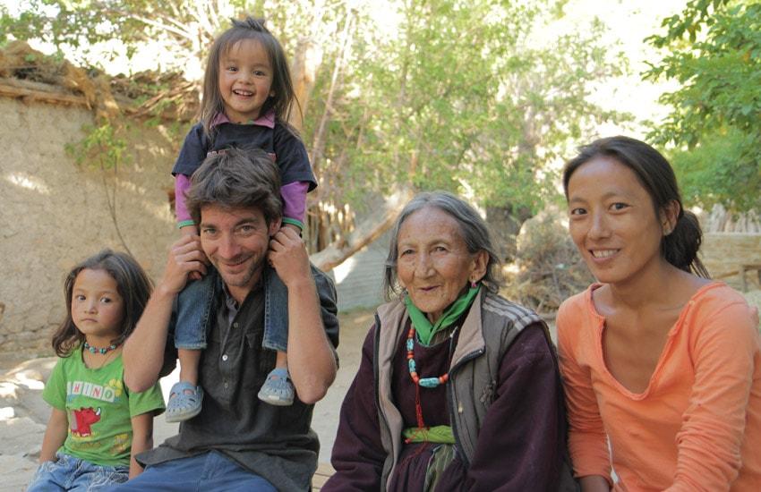 Image Le Ladakh en Famille