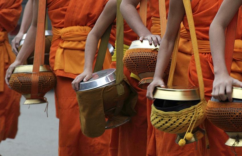 Voyage à pied : Laos express