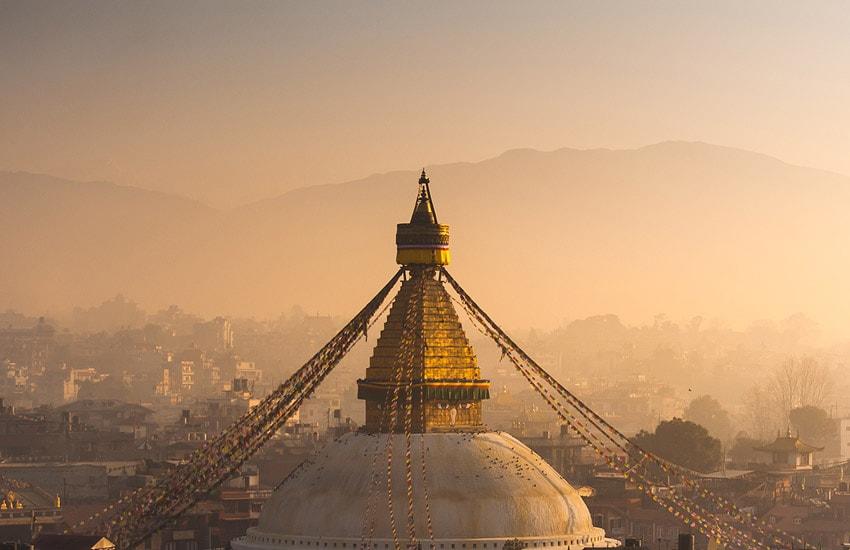 Voyage à pied : Les cités Royales du Népal