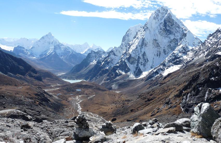 Image Trek les hauts cols de l'Everest