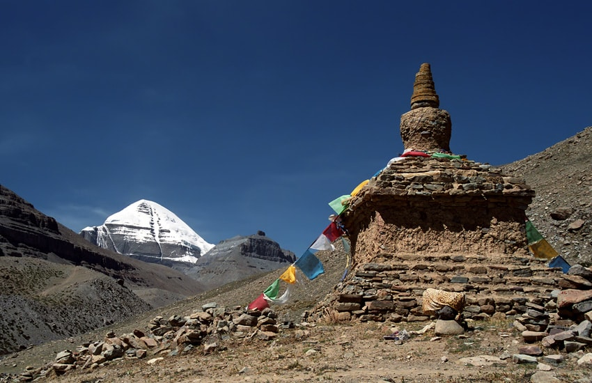 Immersion au bouddhisme - Tibet