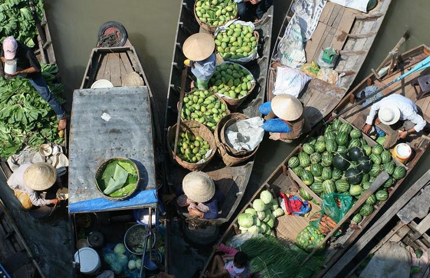 Vietnam Kambodscha Rundreise