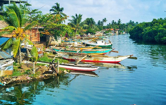 Aéroport international de Colombo - Negombo