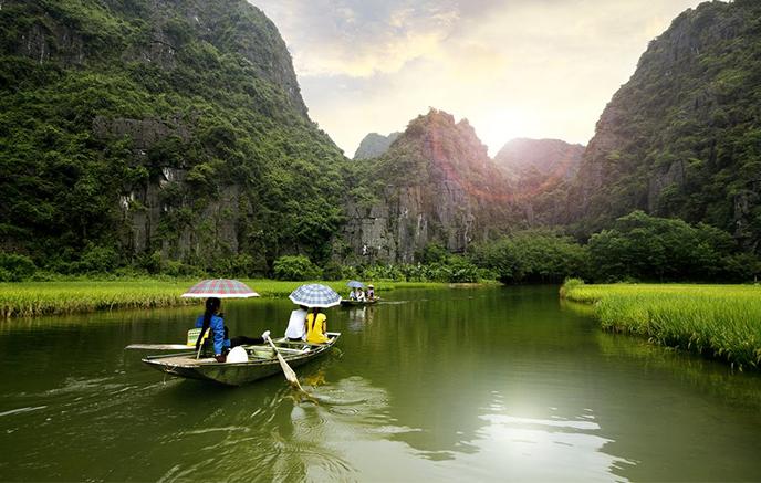 Hanoi - Baie de Bai Tu Long