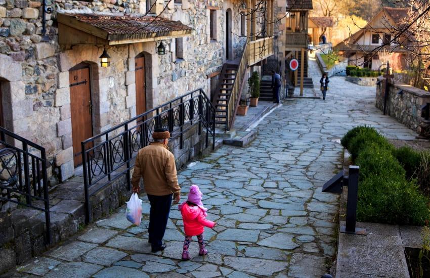 La sécurité en Arménie