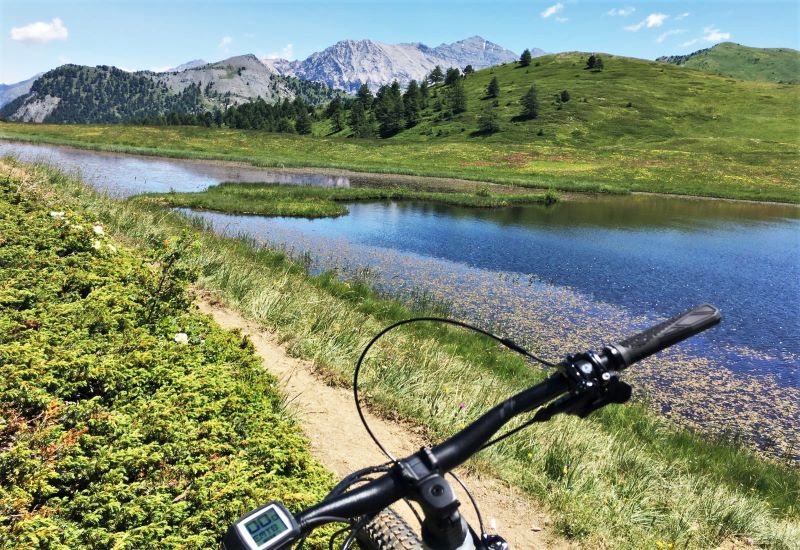 Les Alpes du Sud en E-Bike