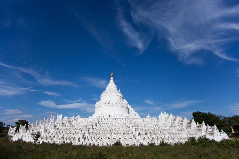 Mandalay - Mingun - Mandalay