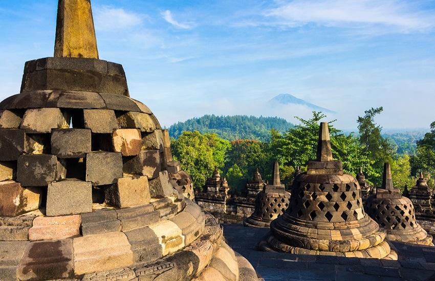 Bali & Java Reise