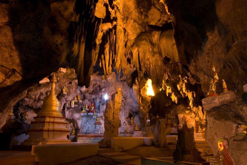 Mandalay - Heho - Pindaya