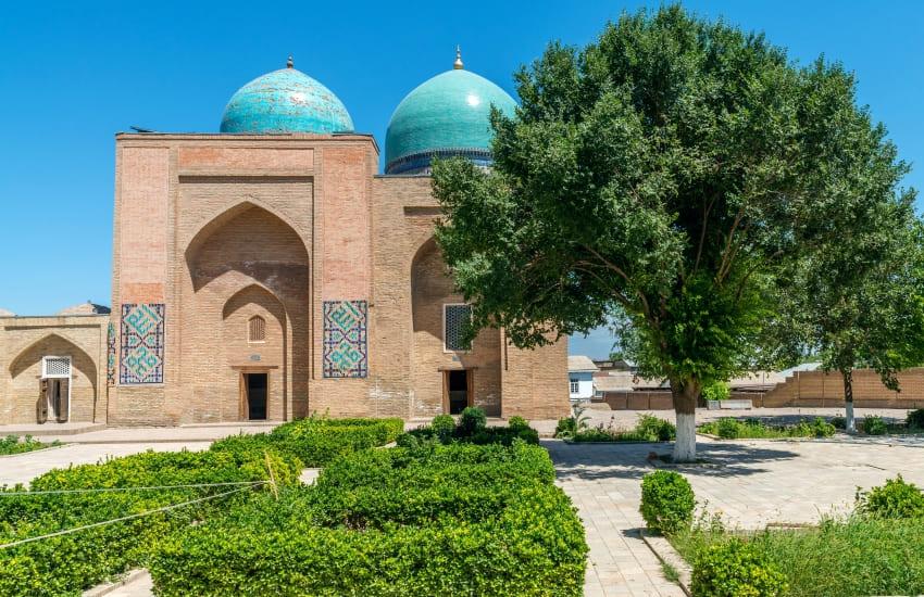 Les incontournables de l'Ouzbékistan