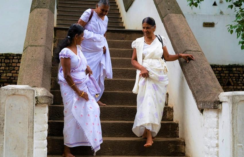 Les ethnies du Sri Lanka