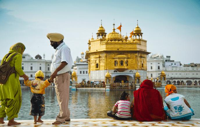Golden Temple & Dharamshala