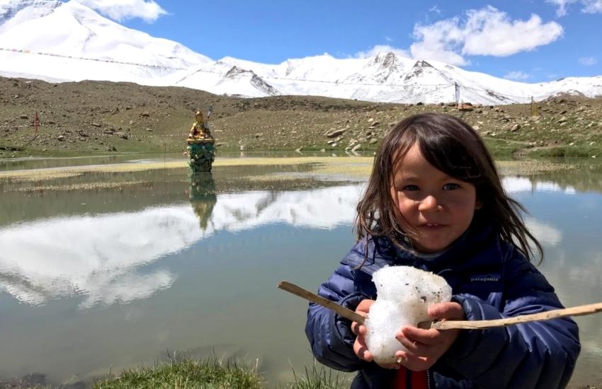 Immersion en famille avec les nomades du Ladakh