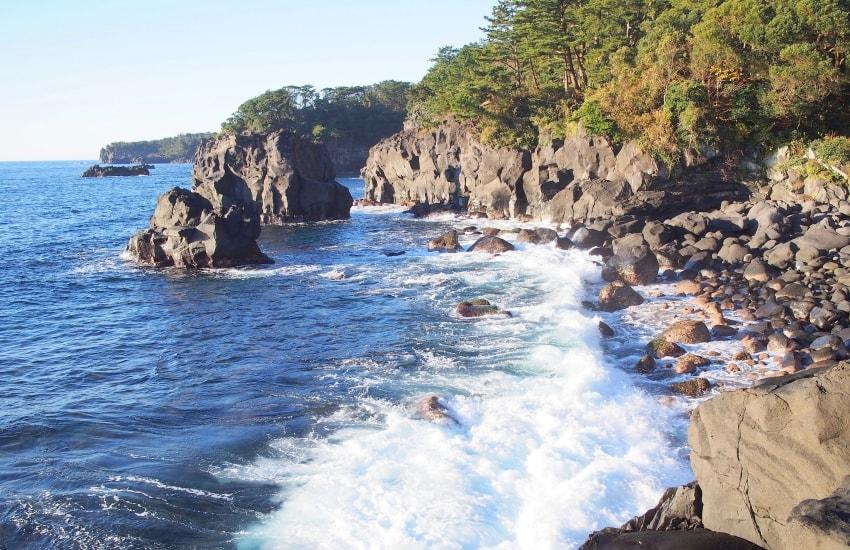 Les plages au Japon