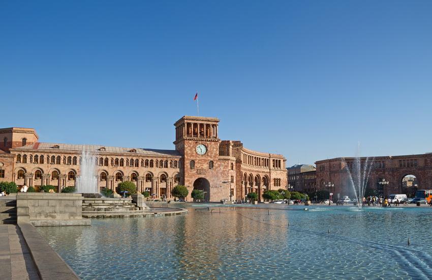 Voyage à pied : L\'Arménie en liberté