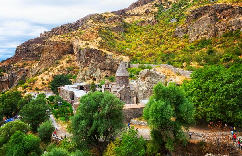 10 raisons de partir en Arménie