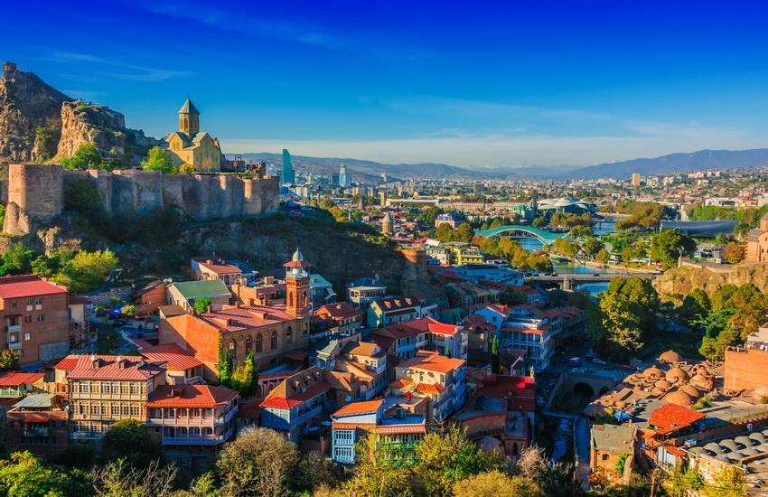 Voyage à pied : Le Caucase, de la Géorgie à l\'Arménie