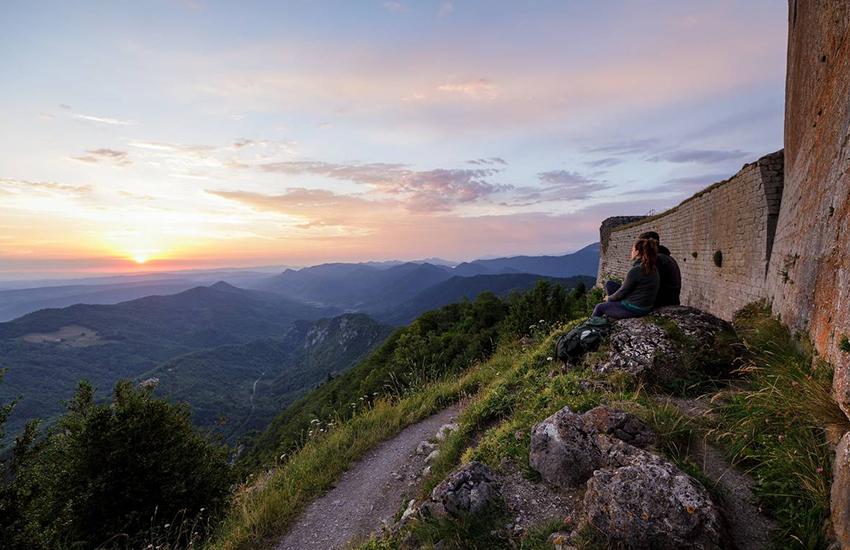 Voyage initiatique en pays Cathares