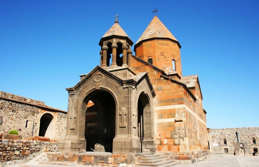 La religion en Arménie