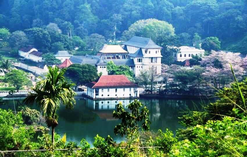 Sigiriya - Dambulla - Kandy