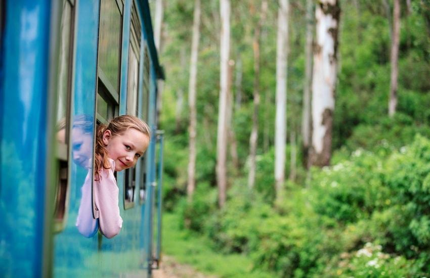 Voyage à pied : L\'hiver en famille au Sri Lanka