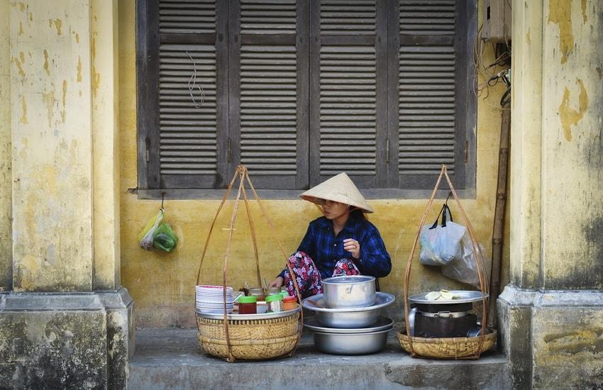 Voyage à pied : Cuisine et partage au Vietnam
