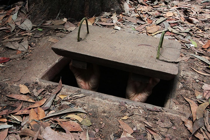 Saigon – Cu Chi Tunnel - Saigon