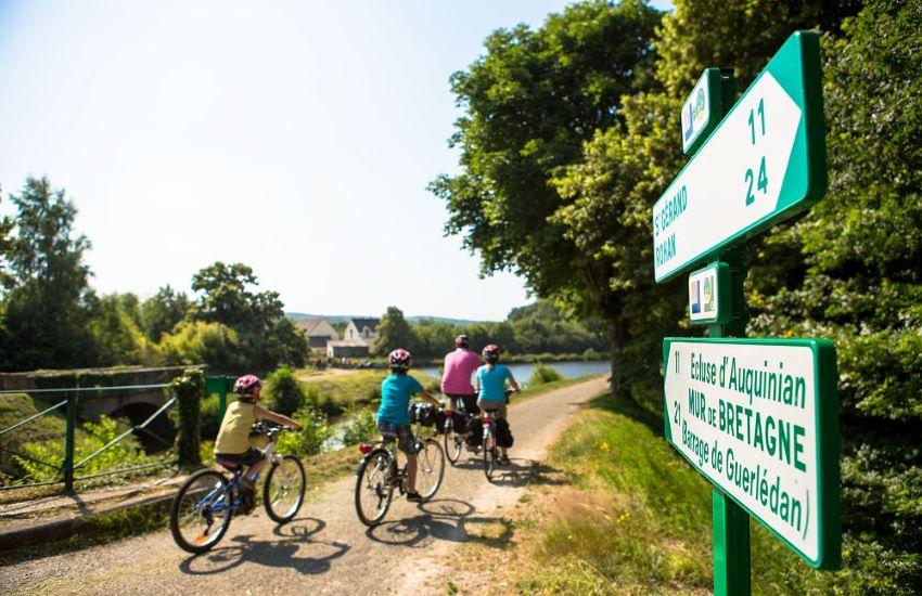 De Rennes à Saint-Malo à vélo