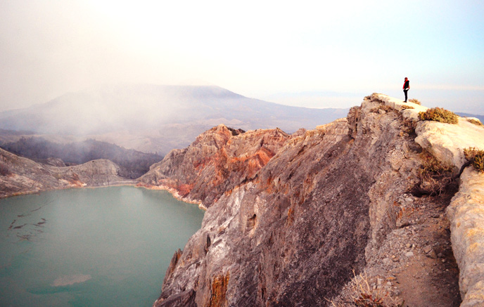 Ijen - Gilimanuk – Pemuteran