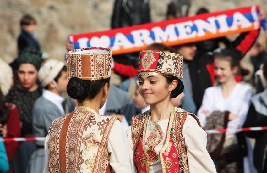 Différences culturelles en Arménie