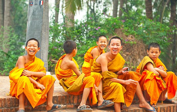 LuangPrabang – Visite de la ville