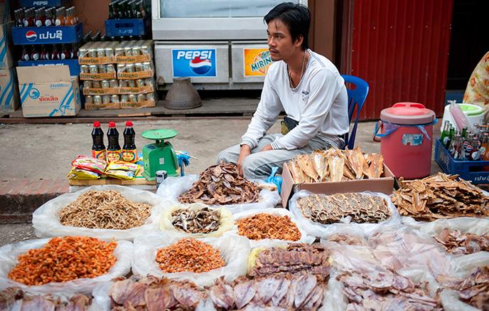 LuangPrabang – Journée au cœur du quotidien laotien