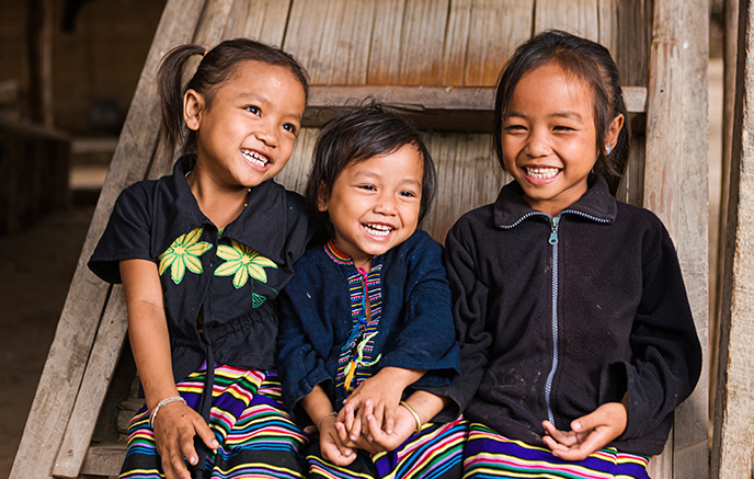 Chiang Rai - Luang Namtha via Houessay